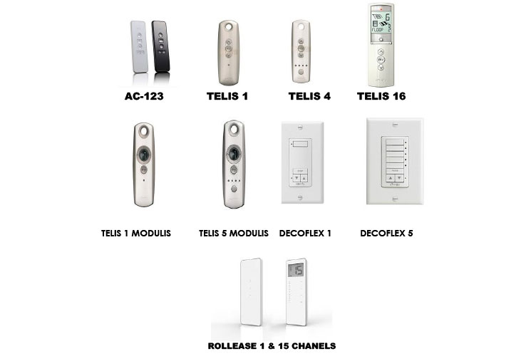 Remote Controls Wall Switches
